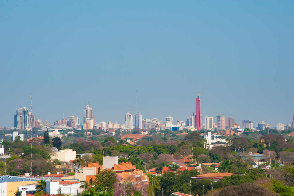 Acunsion, Paraguay