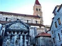 Adriatic Coast, Trogir and Split