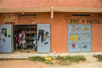 Shopart in Senegal