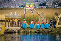 Titicaca Floating Islands