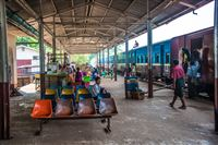 Slowtrain to Mawlamyine