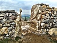 The Sfinx Gate, Hattusa Bogazkale