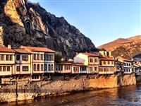 Amasya, old city in the north