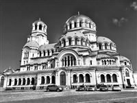 the exuberant chocolate box of Sofia the Nevsky Cathedral