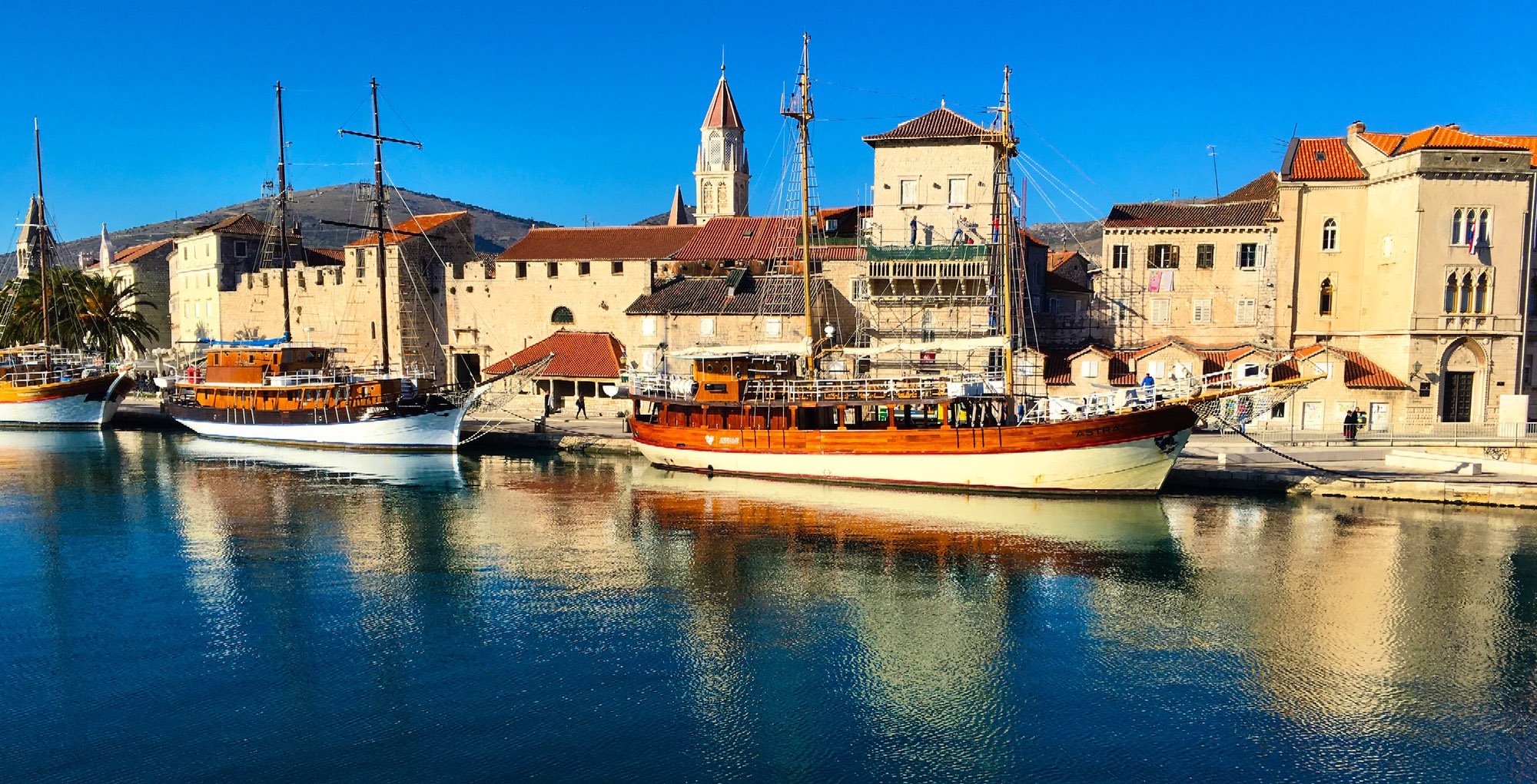 Croatia, jewel on the Adriatic