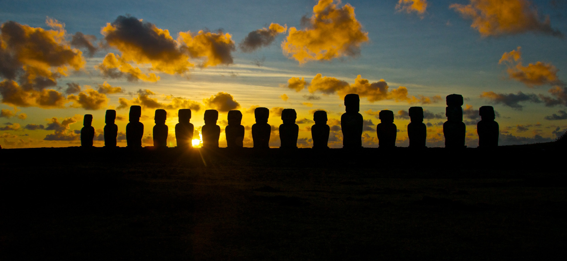 Easter Island, my oldest dream