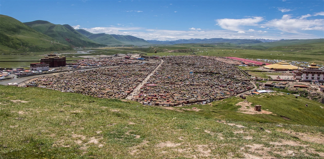 A trip to Kham, Tibetan China