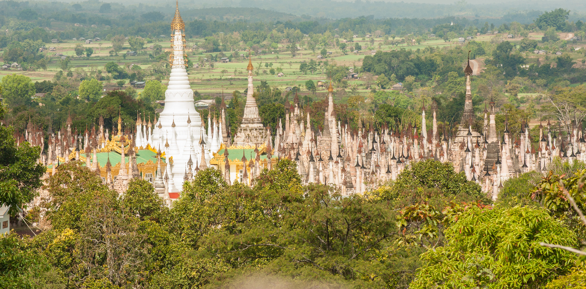 Myanmar Revisited over and over again