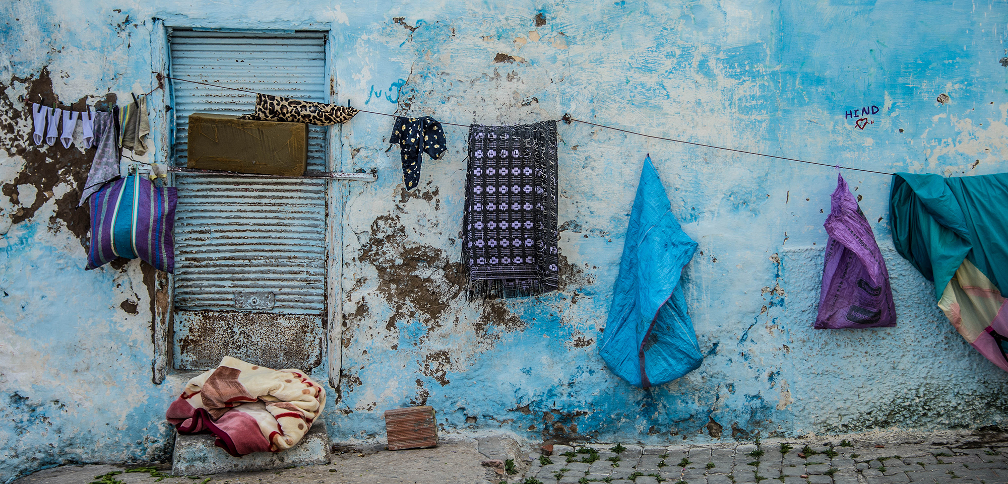 Morocco, blue and beautiful