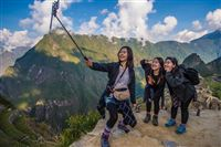 Korean Selfies, MachuPicchu by JeanPhilipse