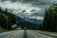 The road to Whistler